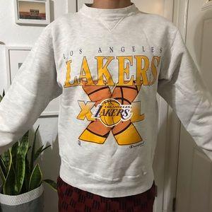 Champion Lakers Crewneck sweater